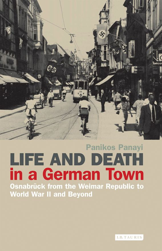 Life and Death in a German Town cover