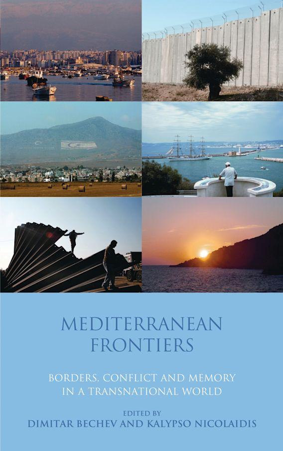 Mediterranean Frontiers cover