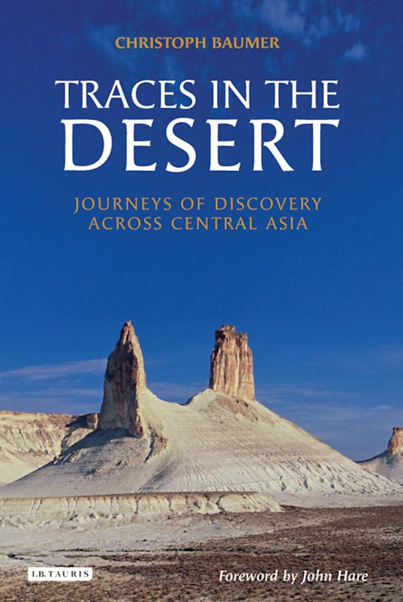 Traces in the Desert cover