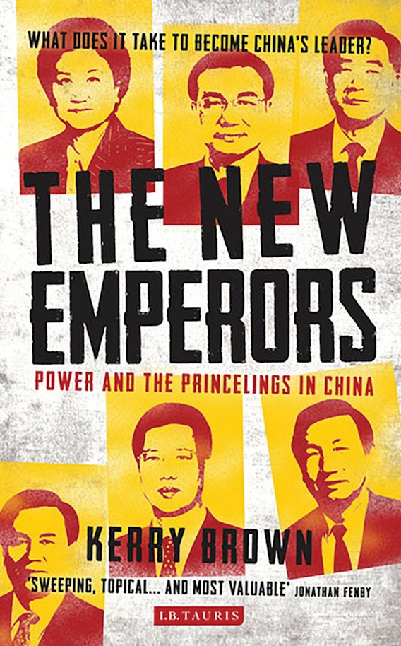 The New Emperors cover