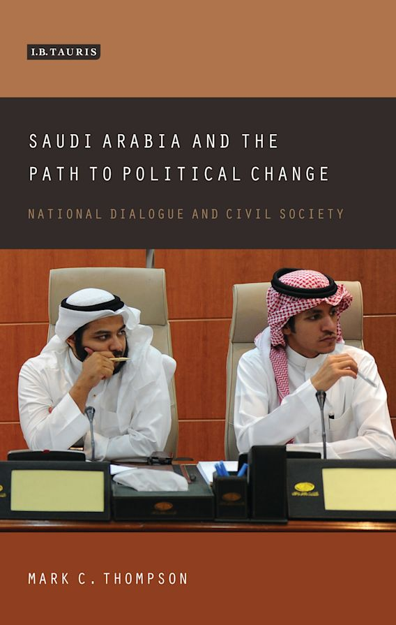 Saudi Arabia and the Path to Political Change cover