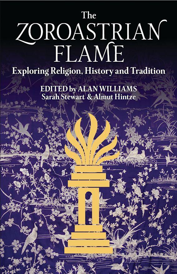 The Zoroastrian Flame cover