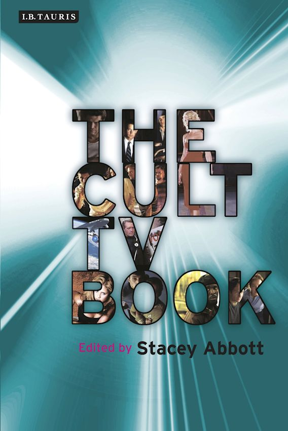 The Cult TV Book cover