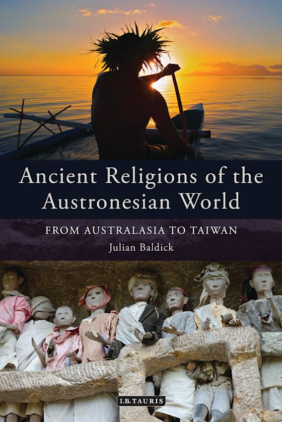 Ancient Religions of the Austronesian World cover