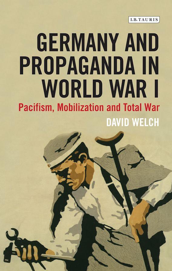 Germany and Propaganda in World War I cover