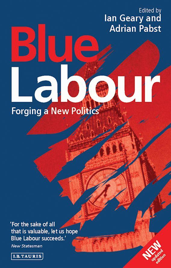 Blue Labour cover