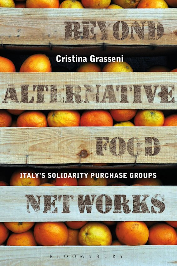 Beyond Alternative Food Networks cover