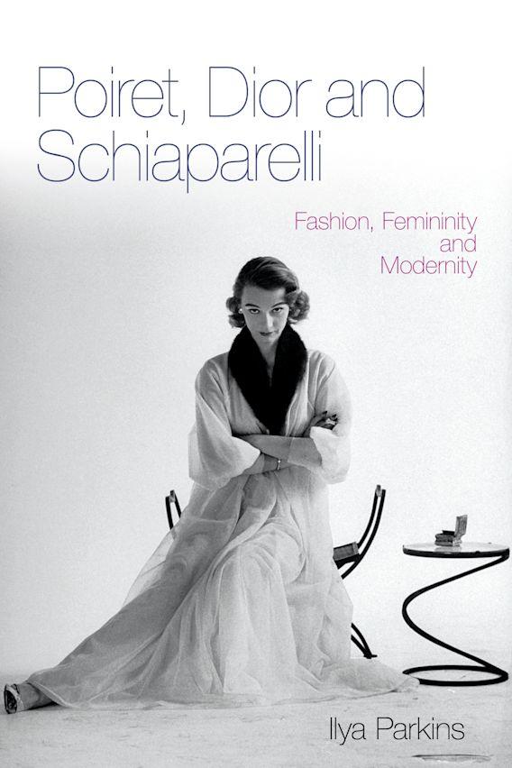 Poiret, Dior and Schiaparelli cover