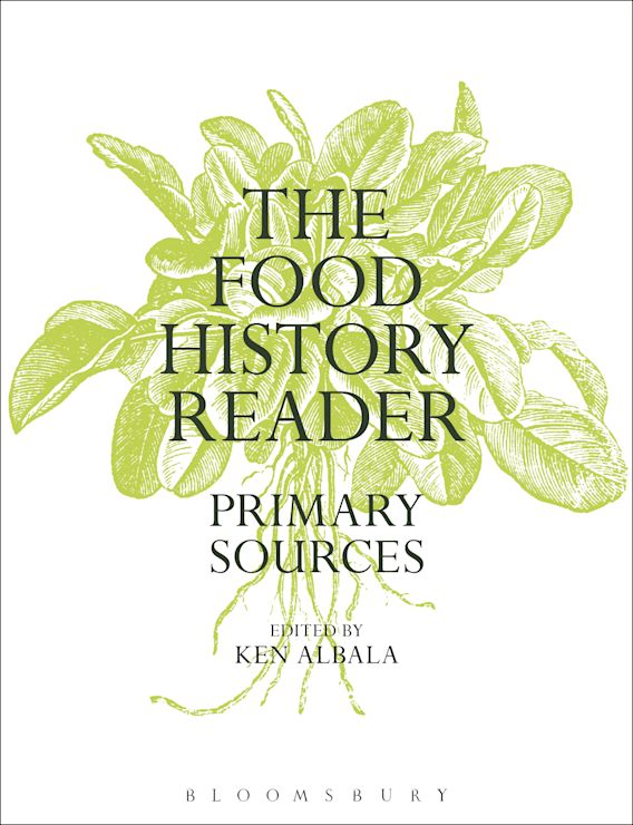 The Food History Reader cover