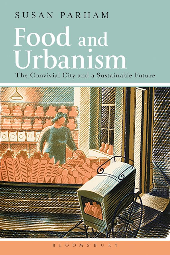 Food and Urbanism cover
