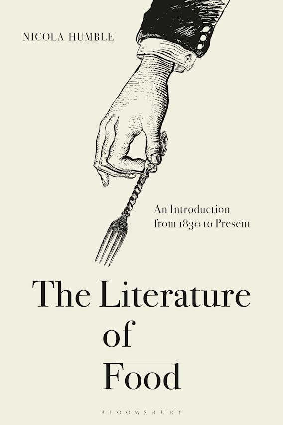 The Literature of Food cover