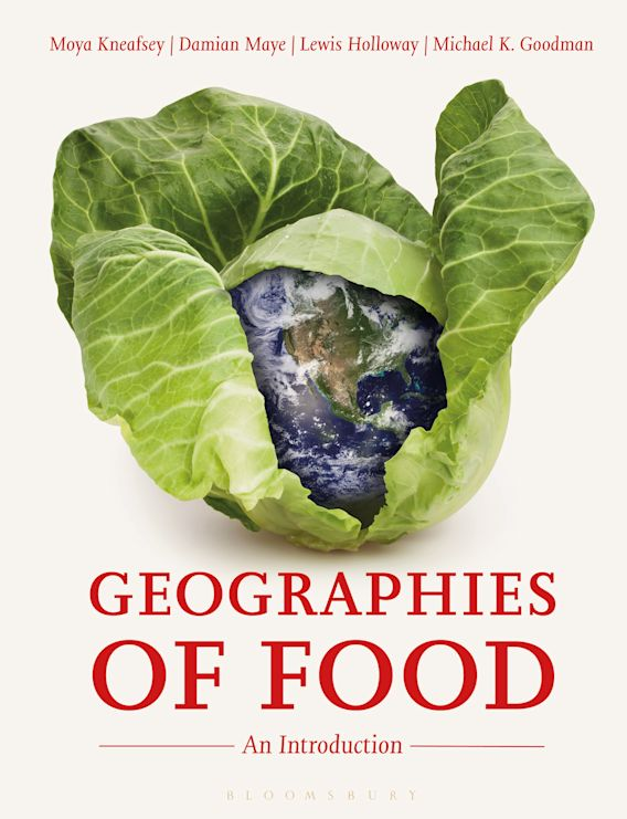 Geographies of Food cover