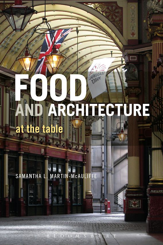 Food and Architecture cover
