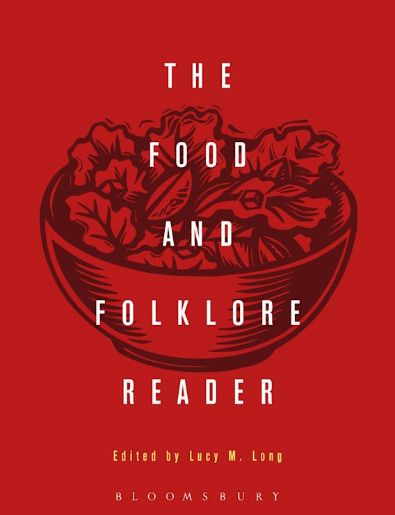 The Food and Folklore Reader cover