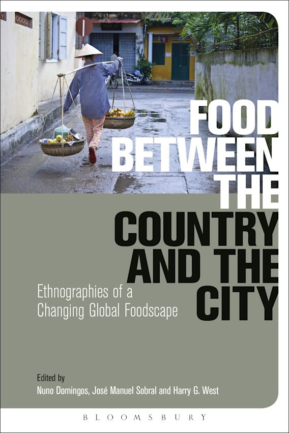 Food Between the Country and the City cover