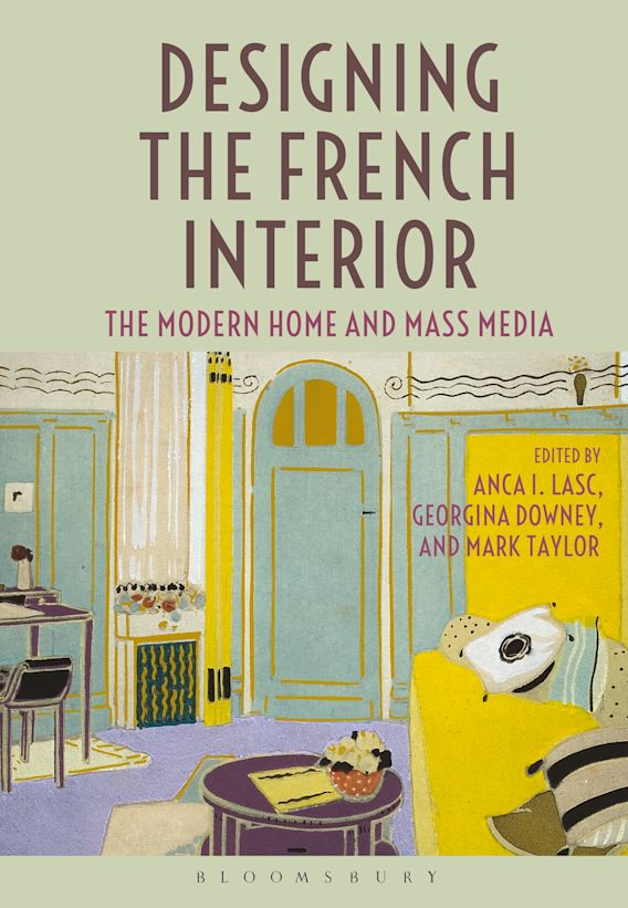 Designing the French Interior cover
