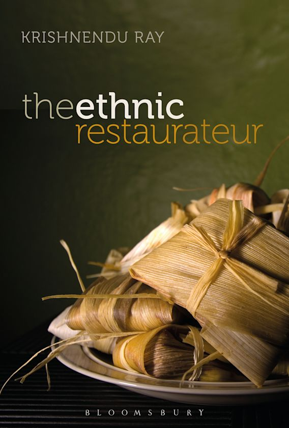 The Ethnic Restaurateur cover