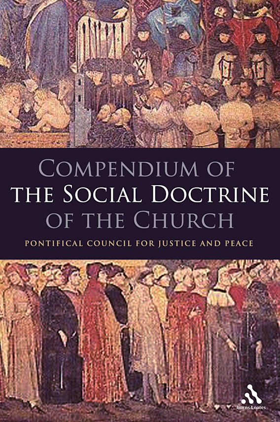 Compendium of the Social Doctrine of the Church cover