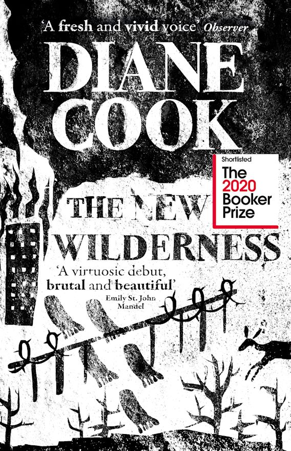 The New Wilderness cover