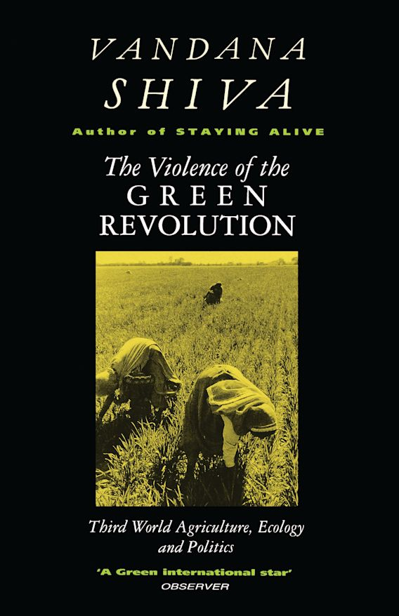 The Violence of the Green Revolution cover