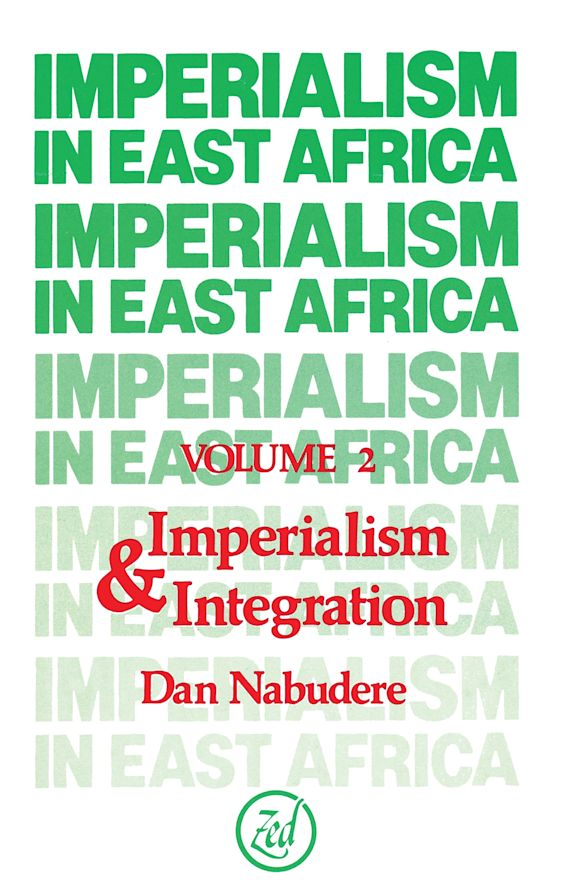 Imperialism in East Africa (Volume 2) cover