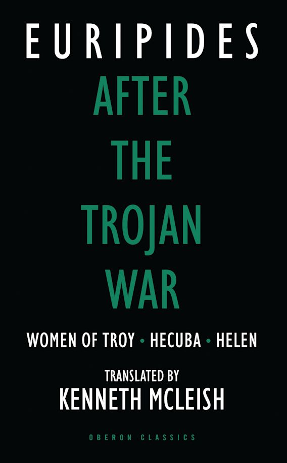 After the Trojan War, cover