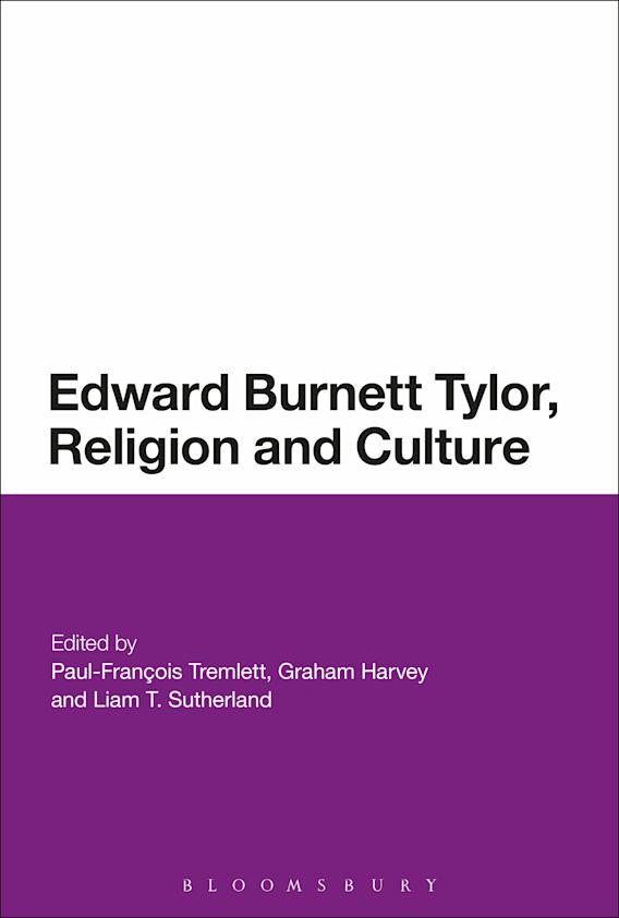 Edward Burnett Tylor, Religion and Culture cover