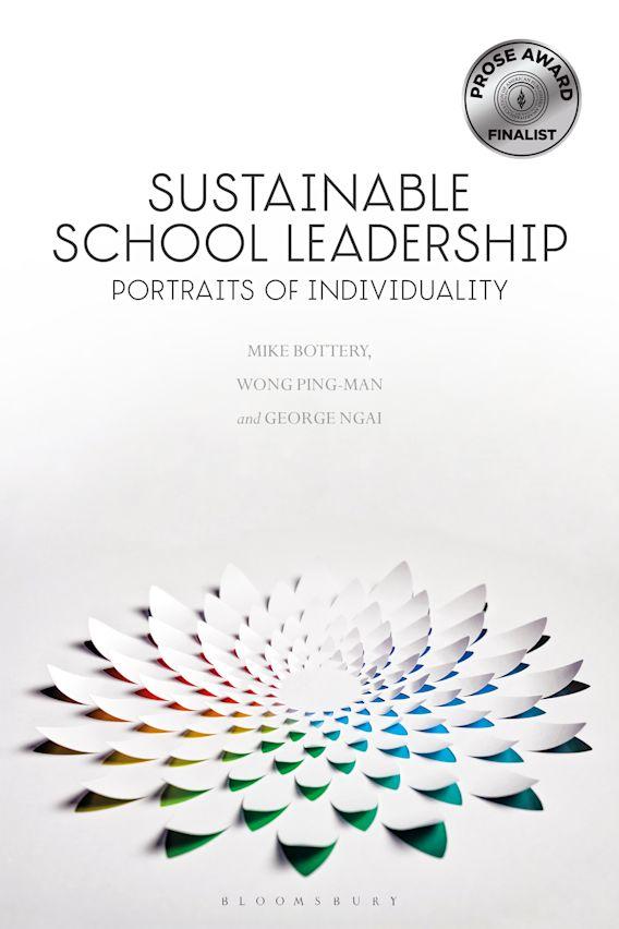 Sustainable School Leadership cover