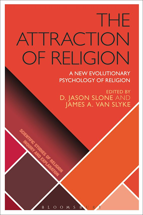 The Attraction of Religion cover