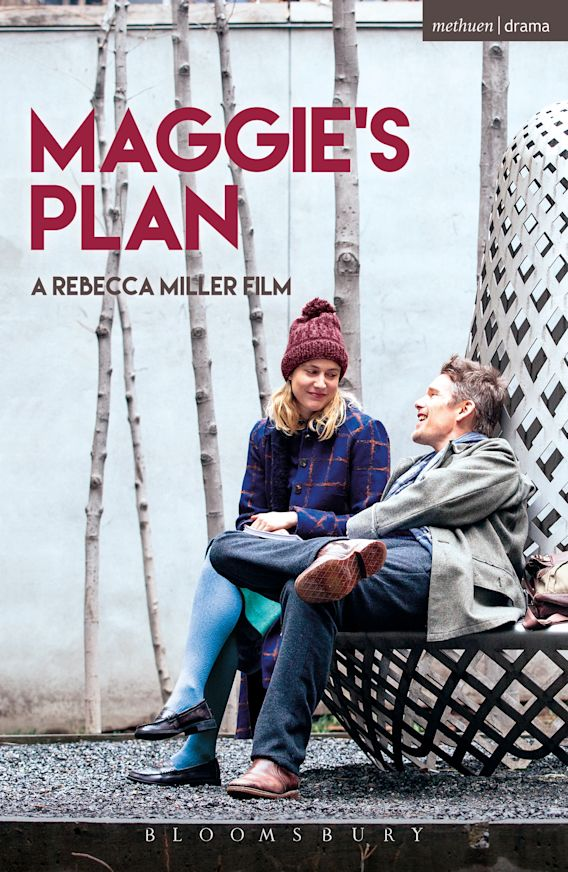 Maggie's Plan cover