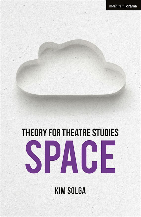 Theory for Theatre Studies: Space cover
