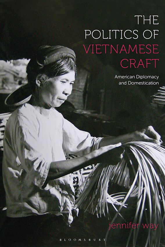The Politics of Vietnamese Craft cover