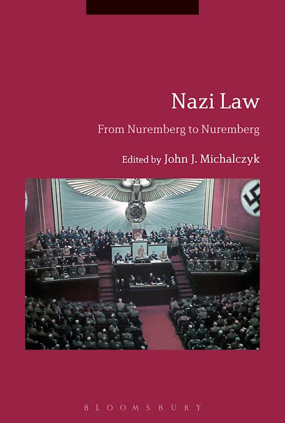 Nazi Law cover
