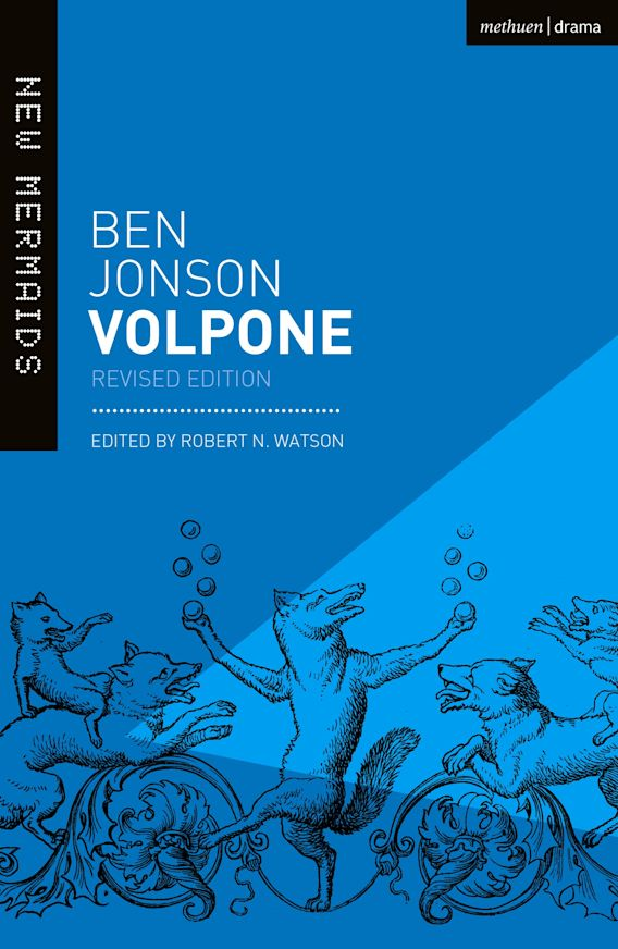 Volpone cover