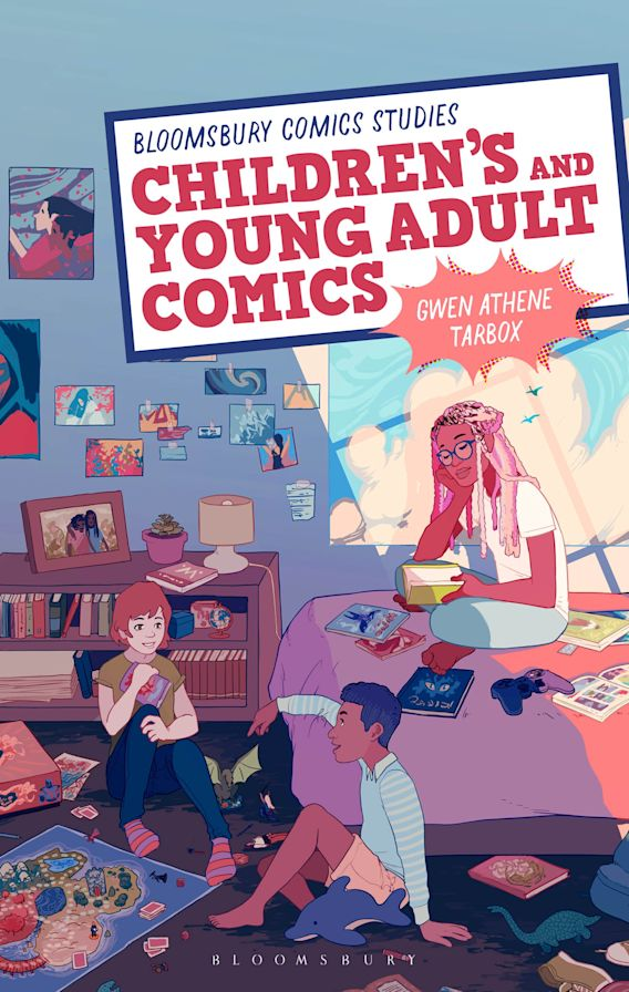 Children's and Young Adult Comics cover