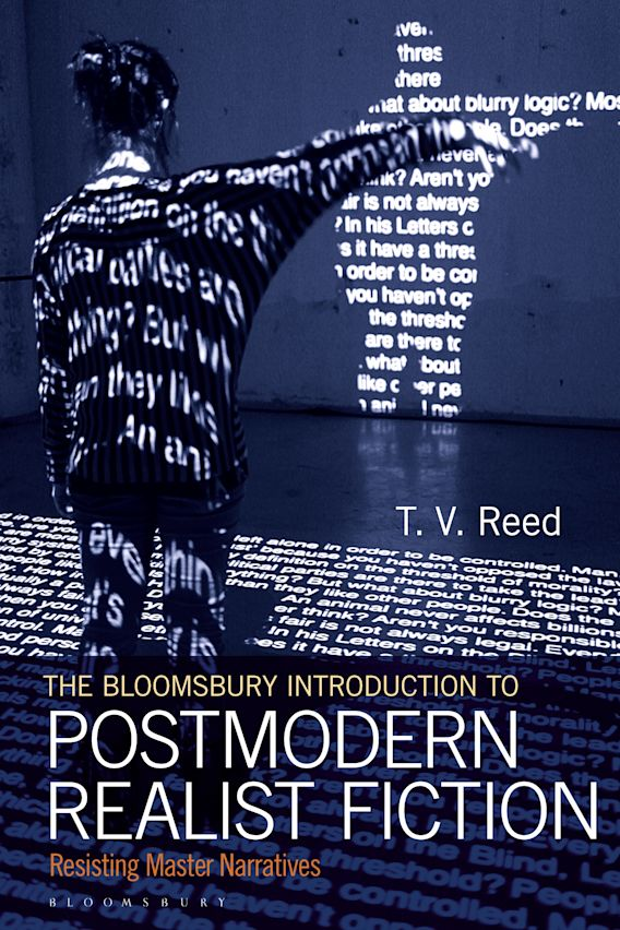The Bloomsbury Introduction to Postmodern Realist Fiction cover
