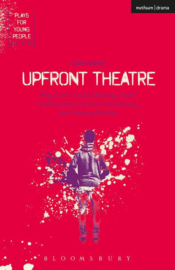 Upfront Theatre cover