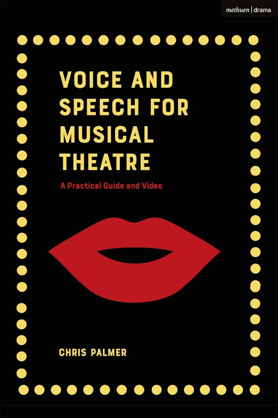Voice and Speech for Musical Theatre cover