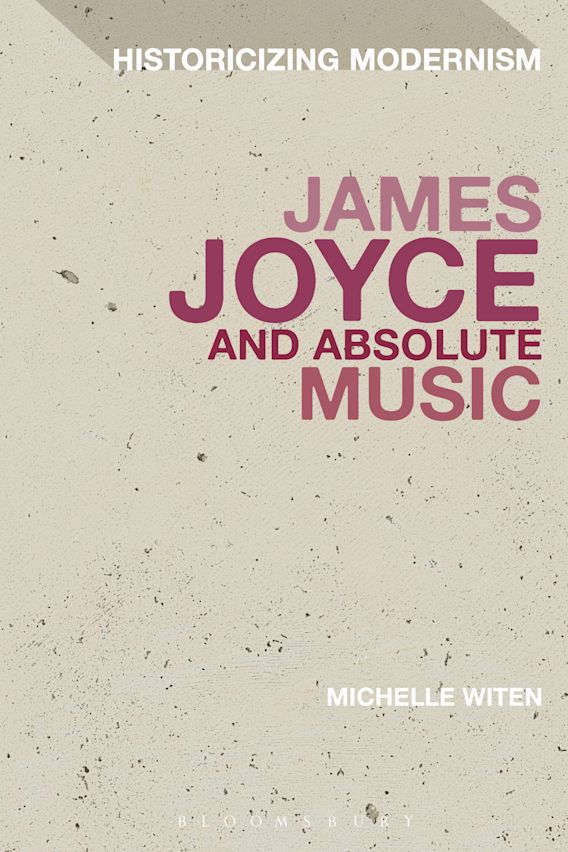James Joyce and Absolute Music cover