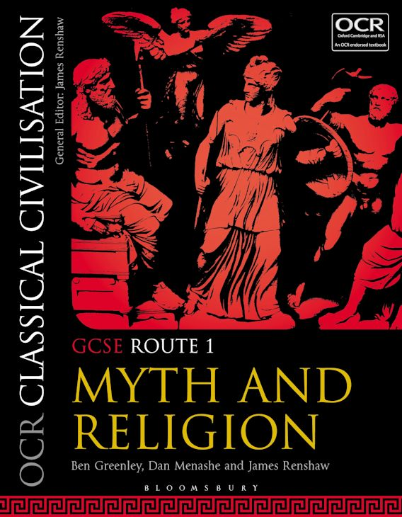 OCR Classical Civilisation GCSE Route 1 cover