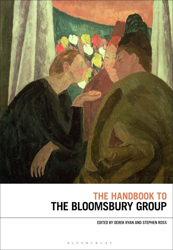 The Handbook to the Bloomsbury Group cover