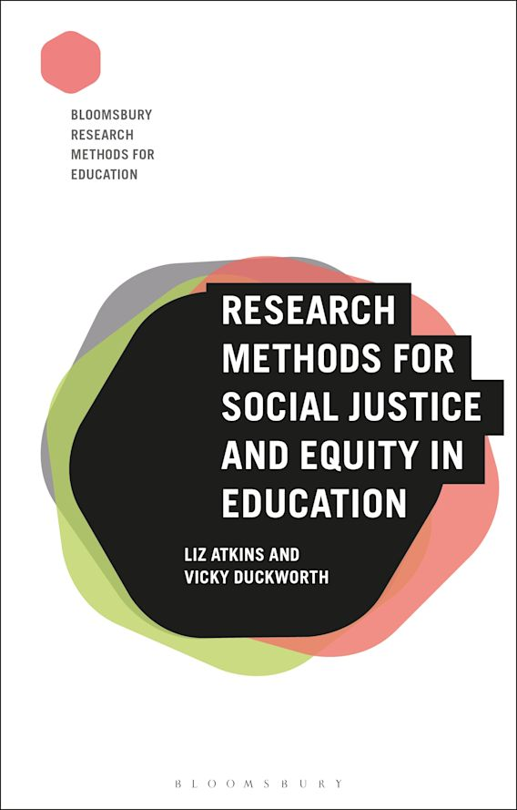 Research Methods for Social Justice and Equity in Education cover