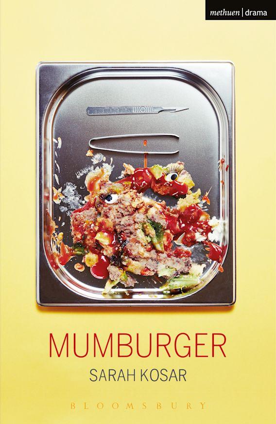 Mumburger cover