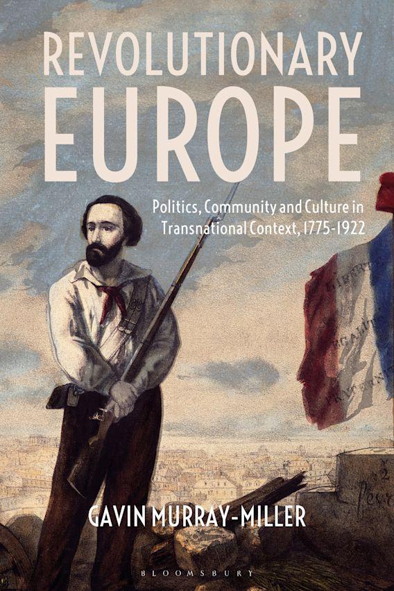 Revolutionary Europe cover