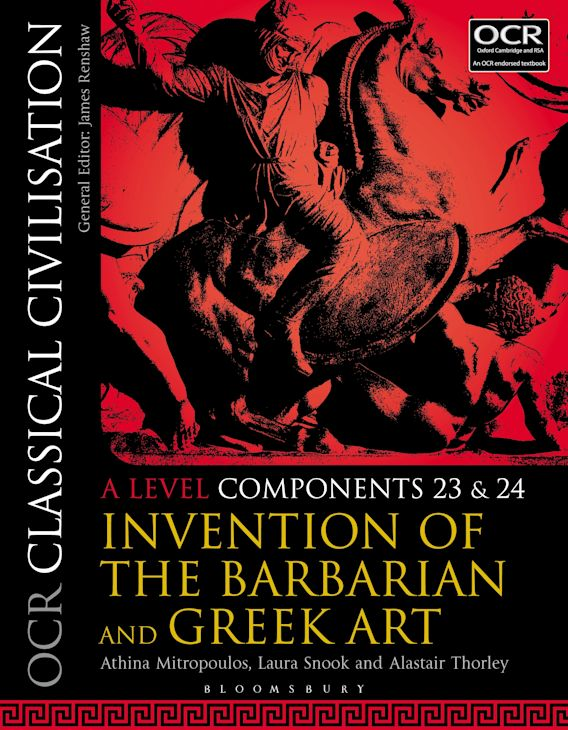 OCR Classical Civilisation A Level Components 23 and 24 cover