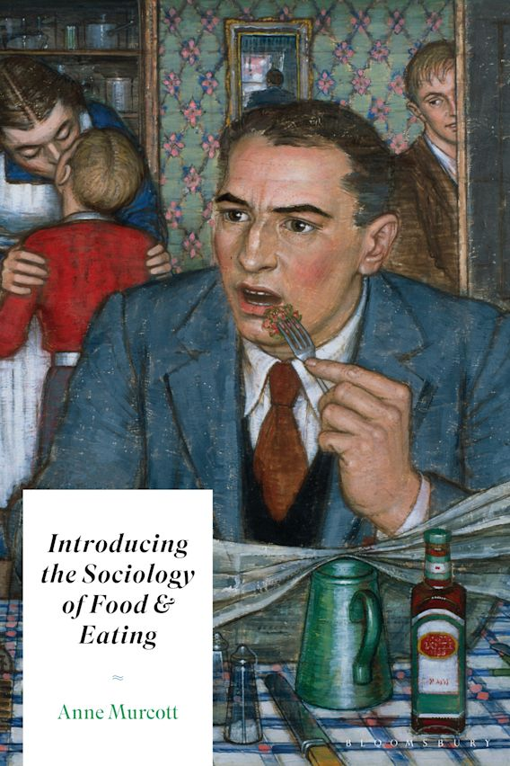 Introducing the Sociology of Food and Eating cover