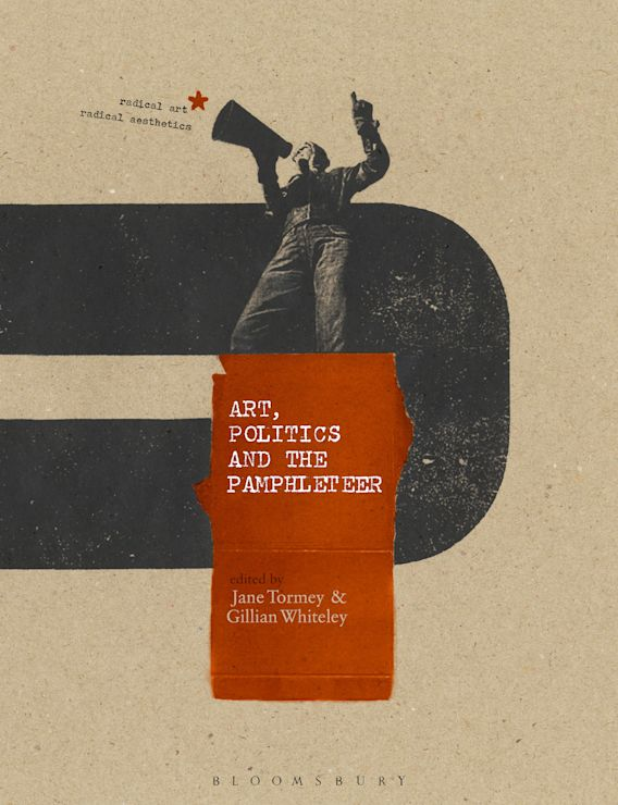 Art, Politics and the Pamphleteer cover