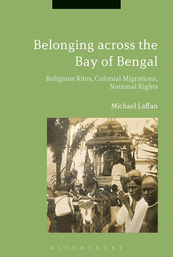 Belonging across the Bay of Bengal cover