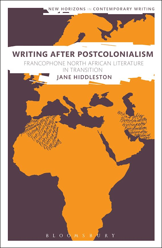 Writing After Postcolonialism cover