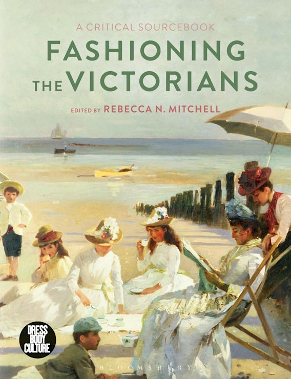 Fashioning the Victorians cover